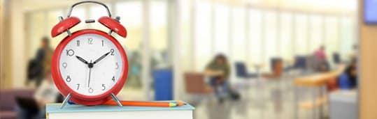 Tempo de duração curso de inglês CCAA